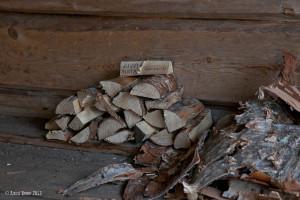 Halkoja tuli tehtyä hiukan liikaa...siis jätimme Juuvi-puut odottamaan seuraavaa tarvitsijaa.