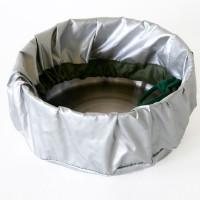 Avotulella käytettäessä kannattaa kattiloille hankkia suojapussi, johon pakattuna nokinen kattila ei sotke reppuasi.